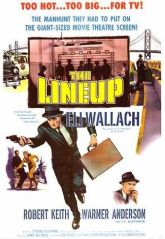 The Lineup 1958 DVD - Eli Wallach / Robert Keith